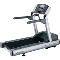 Life Fitness used commercial treadmill