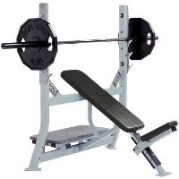 preowned hammer olympic benches