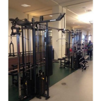 preowned multistation gym